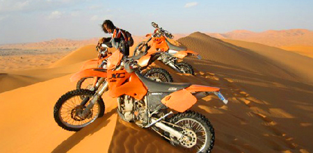 Tour 03 Days Motorcycle Tour from Merzouga